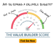 Three Steps to Take Value Builder Score